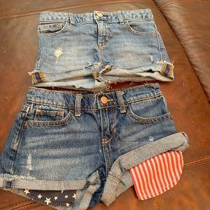 Gap/ON shorts bundle